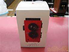 二眼レフカメラ/BLACKBIRD FLY 35mm|SUPERHEADZ