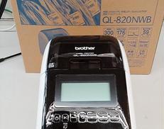 感熱ラベルプリンター QL-820NWB BROTHER