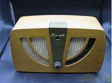1950年代 zenith 真空管ラジオ 6D030 ZENITH