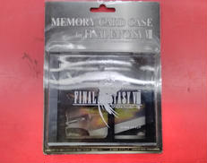【未使用?】ホリ/メモリーカードケース FFⅧ/HPS-64 HORI