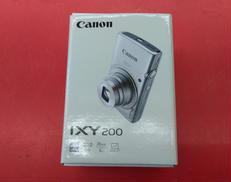 【開梱済み/未使用】デジカメ/IXY200/キャノン|CANON