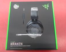ゲーミングヘッドセット/レイザー/Kraken Black|RAZER