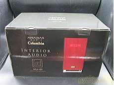 【未使用】COLUMBIA/NCA-100 クロックラジオ COLUMBIA