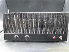 自作 真空管アンプ 6RA8 シングル使用|自作