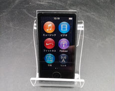 iPod nano 第7世代 16GB スペースグレイ APPLE