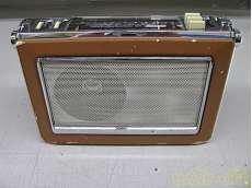 【復刻版】レトロ風ラジオ/BUSH RADIO TR130|ウエストクリーク