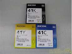 RICOH/SGカートリッジセット/GC41K/Y/C|RICOH