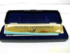 ハーモニカ|SUZUKI