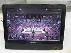 10型ポータブルテレビ BTV-1010K BLUEDOT