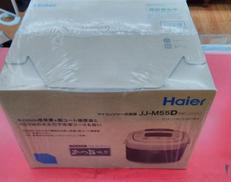 【未開封品】5.5合炊きマイコンジャー/JJ-M55D|HAIER