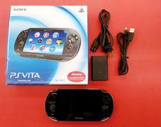【本体裏キズ】PS Vita/SONY/PCH-1100 SONY