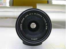 望遠ズームレンズ/キャノン/EF-S55-250MM F4- CANON
