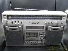 メタルテープ対応ラジオカセット|NATIONAL