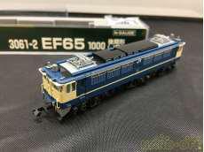 EF65 1000 後期形 JR仕様|KATO
