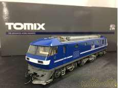 JR EF210 100形電気機関車(新塗装) TOMIX