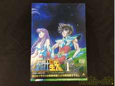 聖闘士星矢 DVD-BOX 1|バンダイビジュアル