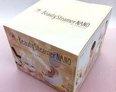 ※未使用品※Beuty Steamer NANO 丸隆