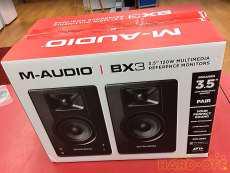 M-AUDIO BX3 M-AUDIO