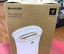 ※未使用品※空気清浄機|SHARP