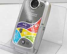 メモリビデオカメラ|GE