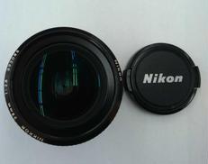 ニコン用標準単焦点レンズ|NIKON