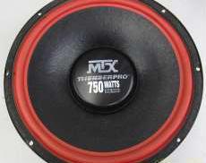 ウーファーユニット|MTX