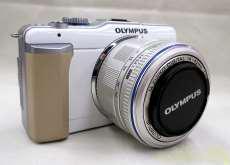 OLYMPUS PEN Lite E-PL1s レンズキット|OLYMPUS