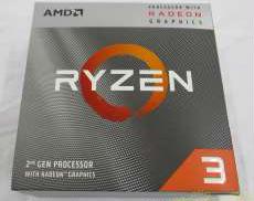 AMD Ryzen 3 3200G AMD