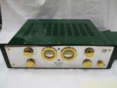 英国製のフォノイコライザー内蔵の真空管プリアンプ|C.R.DEVELOPMENTS