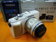 OLYMPUS PEN E-PL2 レンズキット|OLYMPUS