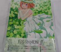 BD 五等分の花嫁∬ 第4巻 (Blu-ray Disc) PONY CANYON