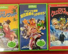 VHS 3本セット|松竹ホームビデオ