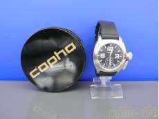 クォーツ・アナログ腕時計|COPHA