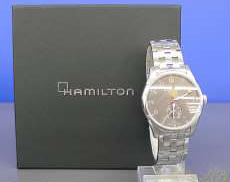 クォーツ・アナログ腕時計 HAMILTON