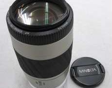 フジフィルム中判カメラ用レンズ|MINOLTA