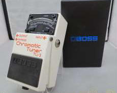 Chromatic Tuner|BOSS