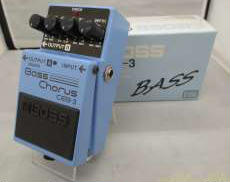 Bass Chorus BOSS