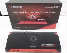 1080p/60fps録画やライブ配信に対応|AVerMedia