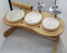 おしゃれな白木の楽器|NAKANO