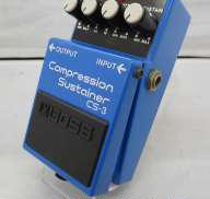 Compression Sustainer|BOSS