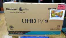 液晶テレビ(4K対応) 未使用品|HISENCE