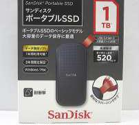 ポータブルSSD 1TB SANDISK