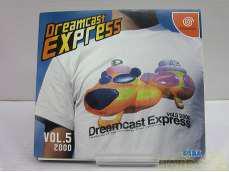 DREAMCAST EXPRESS VOL.5|SEGA