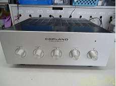 プリメインアンプ(管球式) COPLAND
