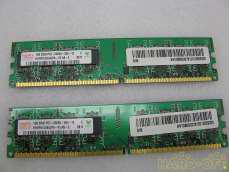 DDR2-667/PC2-5300|HYNIX