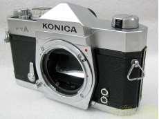 【ジャンク】カメラボディ(レンズなし) KONICA