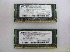 DDR2-800/PC2-6400|BUFFALO