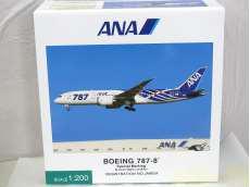 1:200スケール ANA BOEING 787-8|ANA
