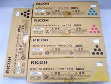 【未使用/保証外】C750用トナーカートリッジセット RICOH