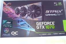 GEFORCE GTX1070 ASUS